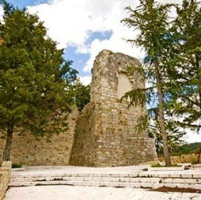 Rocca Aldobrandesca di Rocchette di Fazio