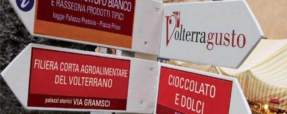 Volterragusto: due weekend con i sapori della Toscana